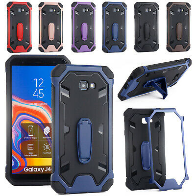 For Samsung S7 Note 8 S8+ Case Heavy Duty Hybrid TPU Bumper Rugged Stand Cover