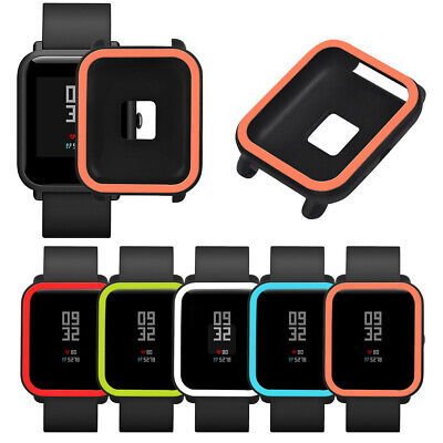 Soft Case Cover Shell Frame Protector For Xiaomi Huami Amazfit Bip Youth Watch