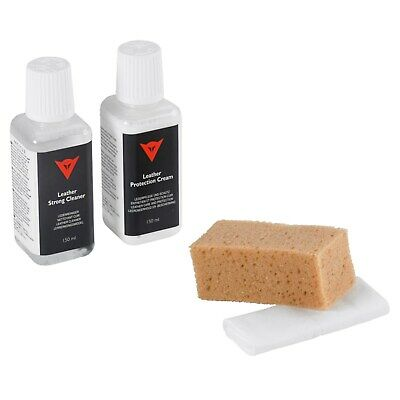 74,67 Eur/Liter - Dainese Protection and Cleaning Kit 2x 150ml Leder Pflege