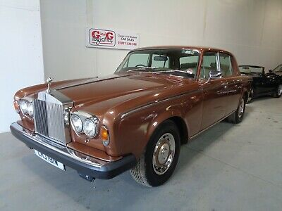 Rolls Royce Shadow 2 - 51,000 Miles - 20 Rolls Main Agent Services - 1 Owner !!