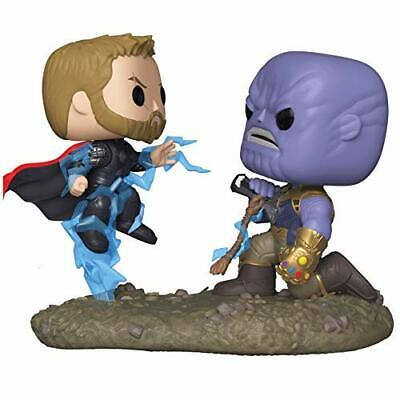 Funko 35799 Pop! - Paquete de 2 Piezas: Marvel: Movie Moments: Thor vs Thor