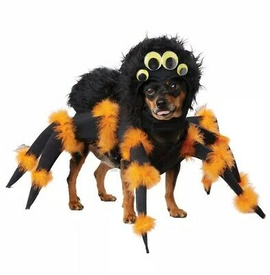 The Impawsters Size Large L California Costume PET20149 Spider Pup Dog Costume
