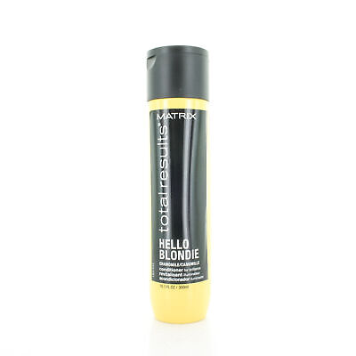 Matrix Total Results Hello Blondie Conditioner 10.1oz/300ml