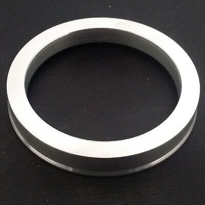 1 Sinlge Aluminium Spigot Ring 72.6mm to 63.4mm Spacers Ford Hub Wolfrace