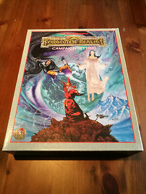 Forgotten Realms - Campaign Setting - Kampagnenset AD&D - englisch
