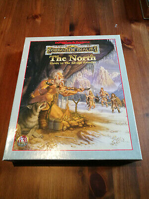 Forgotten Realms - The North - Campaign Expansion - AD&D - englisch