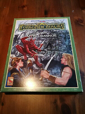 Forgotten Realms - The Ruins of Myth Drannor - Campaign Expansion AD&D - engl.