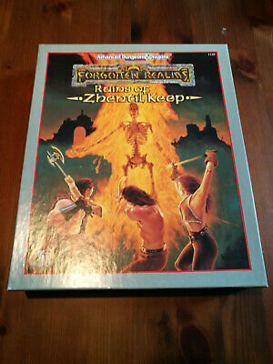 Forgotten Realms - Ruins of Zhentil Keep - Campaign Expansion AD&D - englisch