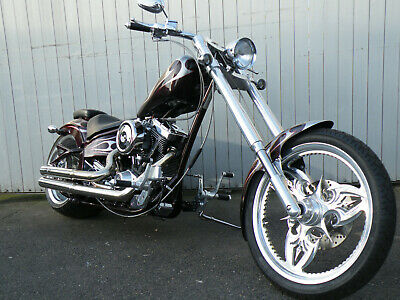 Big Dog American Ironhorse  Saxon Griffin Chopper Custom Keine Harley Davidson