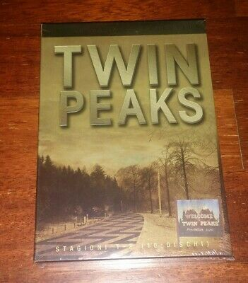 10 Dvd Twin Peaks The Ultimate Collection Sigillato Serie Completa