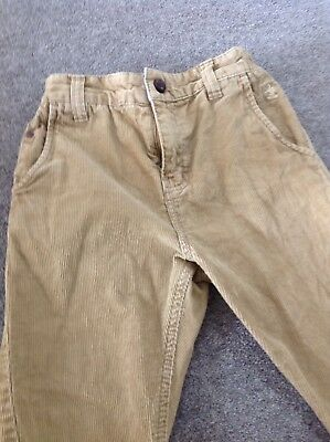 NEXT - Cord Trousers - Age 8 years