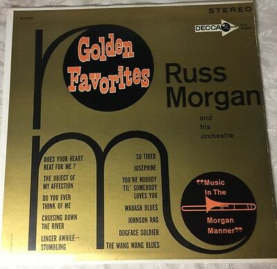 Russ Morgan and his Orchestra - Golden Favorites Transitional