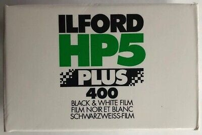 Ilford HP5 Plus 400 DXN 24x36mm (1 Roll) Exp 01/2021 Fresh! ISO 400/27