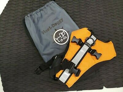 D-FA Dogs Float Doggy PFD - Dog Life Jacket, size petite for 6-13 lb dogs