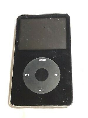 Apple iPod classic  Silver (80 GB) 2007 Used No Charger Model A1136