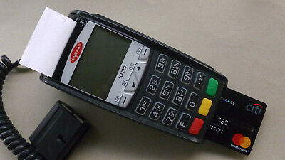 INGENICO MODEL ICT220 Chip Reader Credit Card Terminal with