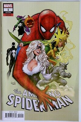 Amazing Spider-Man #1 Vol 5 Party Variant - Marvel Comics - Nick Spencer