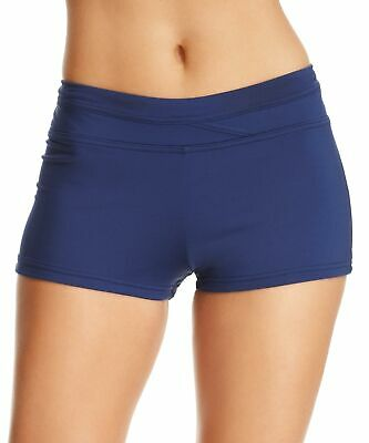 b93e9a239768 JAG WOMEN'S NAVY Swim Skirt Bottom w/ Drawstrings - New With Tags ...