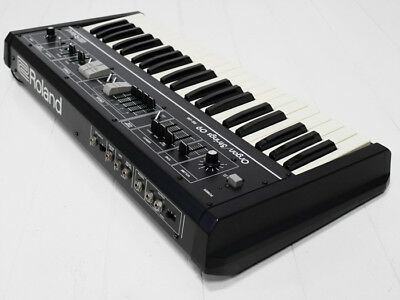 Roland RS-09 Vintage Synthesizer 44 key Perfect working Excellent from Japan EMS