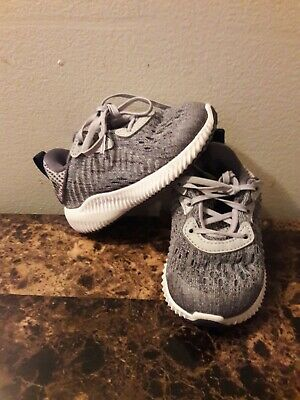 cdc5deef5 adidas Alphabounce Em (Toddler Size 5K) Athletic Running Sneaker Shoes Gray