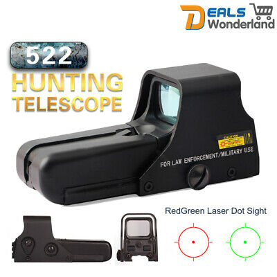 552 Aukmont Hunting Holographic Telescope Red & Green Laser Dot Sight