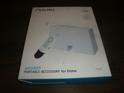 FLiFLi AirDrop FAD-1000AT Release and Drop Device for Phantom 3 Standard Only