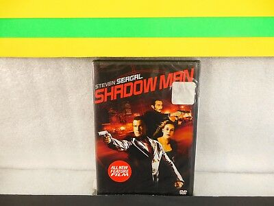 Shadow Man - Steven Seagal on DVD  new sealed