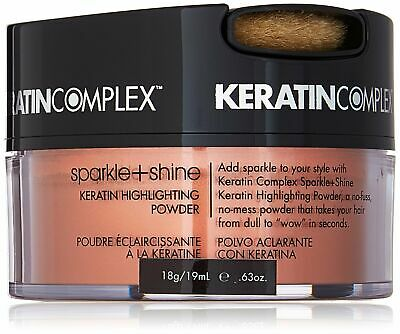 Keratin Complex Sparkle + Shine - Copper 18g/19ml 63oz