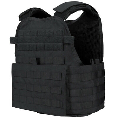 Condor MOPC-002 Molle Operator Plate Carrier Body Armor Chest Rig OPS Vest Black