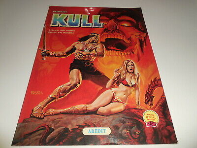 Kull Artima Special Marvel Geant/ Buscema/ Be