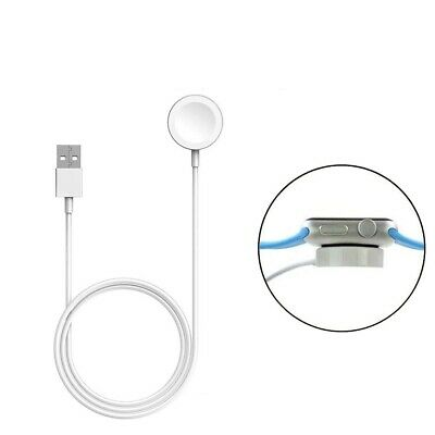 Cargador Magnetico Para Apple Watch Series 1 2 3 4 Charger Reloj Magnetic Cable