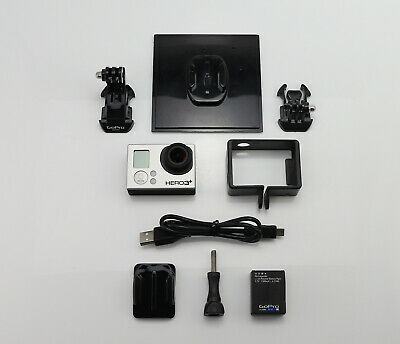 Gopro Hero 3+ Plus Black Edition 1080P 4K Camcorder Digital Hd Video Cam Wifi