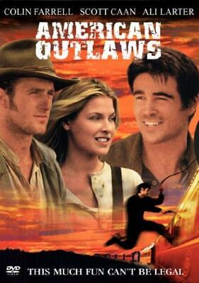 American Outlaws (Widescreen) [Import]