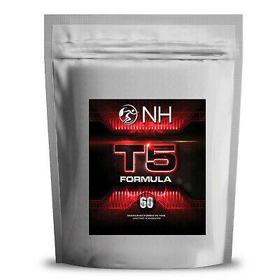 T5 Fat Burner - Strong Sport Supplement - Thermogenic ingredients - Lose Weight