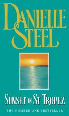Sunset in St Tropez by Danielle Steel 9780552149112 | Brand New