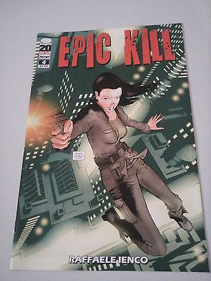 Epic Kill Issue 4 Image Comics First Print