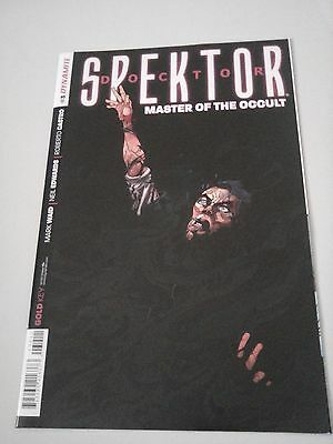 Doctor Spektor Issue 2 Dynamite Comics First Print