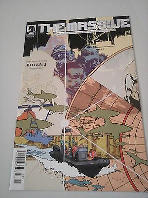 The Massive Issue 11 Dark Horse First Print NM