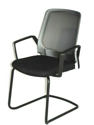 INTERSTUHL Cantilever mesh Chair Design by Sven von Boetticher  [5088]