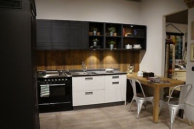 CUCINA COUNTRY VINTAGE Industrial Modello Lab 40 Marchi Cucine Outlet