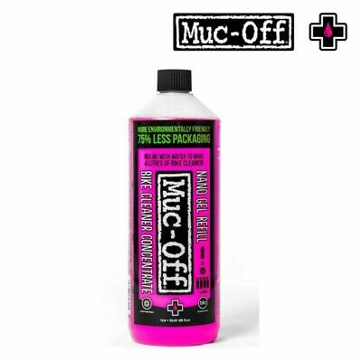 Recharge nettoyant MUC-OFF Motorcycle Cleaner 1 Litre