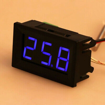 Digital Thermometer Thermocouple Meter -30 ~ 800 Degree 48*29*23mm Brand New