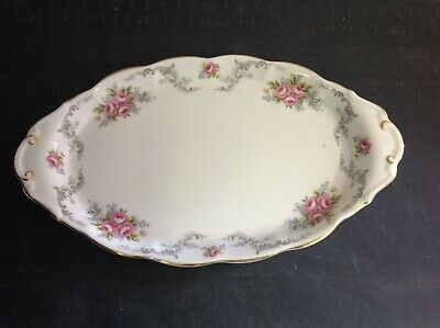 Royal Albert - Tranquility - Dainty Little Cake or Sandwich Serving Tray