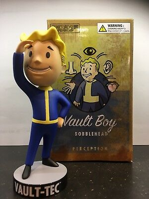 Bethesda Fallout 4 Bobblehead - Series 1-Perception (Wackelkopf)