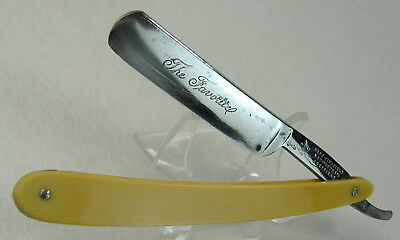 "Antique Wade, Wingfield & Rowbotham ""The Favorite"" Straight Razor"