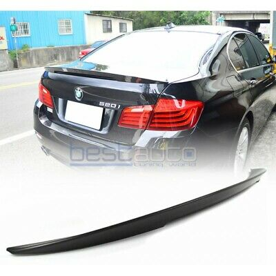 "BMW F10 5 Series Rear Boot Trunk Spoiler ""M Performance LOOK"" ABS (2010+)"