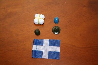 AHONA SPARE PARTS FOR GREEK TOY SOLDIERS PAL AOHNA