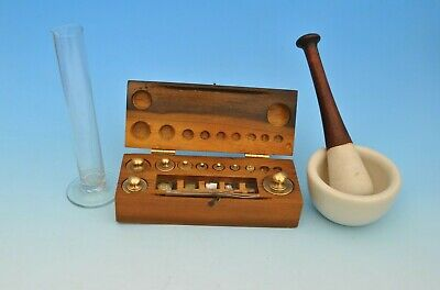 Apothecary accessories