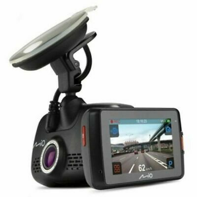 "Mio MiVue 658 WiFi Touch Screen 2.7"" Car GPS + DashCam Camera HD 2304P Recording"