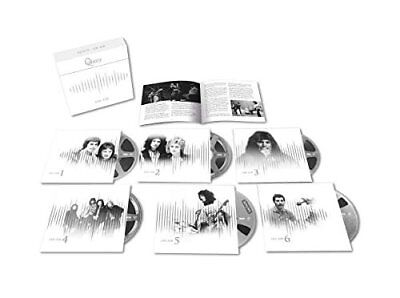 QUEEN On Air 2016 Deluxe Edition 6-CD Box Set The Radio Collection NEW BBC